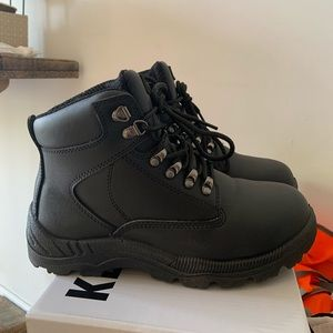 Safety boots for warehousing ( steel cap)